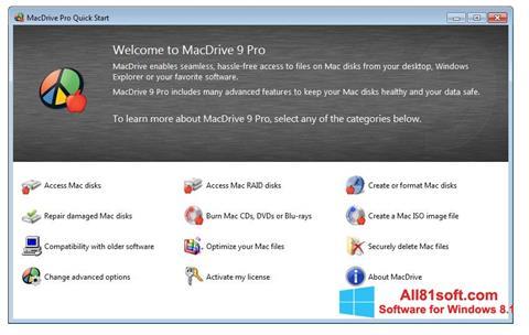 Screenshot MacDrive Windows 8.1