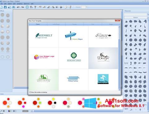 Screenshot Sothink Logo Maker Windows 8.1