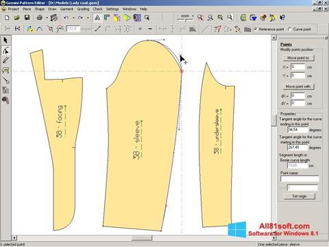 Screenshot Gemini Windows 8.1